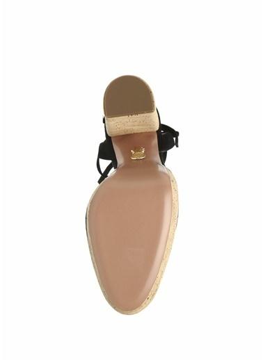 Aquazzura Sandalet Siyah
